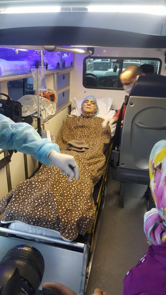 كازا.. نقل الفنان عبد الرؤوف إلى المستشفى العسكري في الرباط