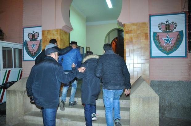 ليلة البوناني في مراكش.. قاصرون ومبحوث عنهم في قبضة الأمن