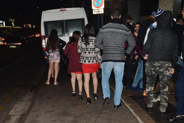 بالصور من كازا.. احتفالات واعتقالات ومخدرات وتنقيط وسيوف