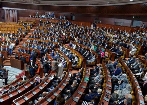 من بعد النفحة.. برلمانيين ووزراء دخلو للبرلمان سكرانين!!