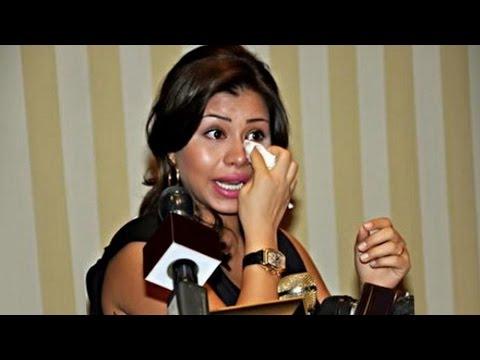 بسبب العلاقة بين مصر وقطر.. شيرين عبد الوهاب جبدات عليها الصداع (فيديو)