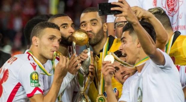 بعد تتويجه بجائزة أفضل نادي إفريقي.. الفيفا يهنئ الوداد البيضاوي