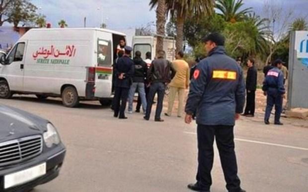 شرطي في آسفي يستخدم السلاح لتوقيف شخصين عرضا سلامة مواطنين للخطر.. ما كاين غير القرطاس!!