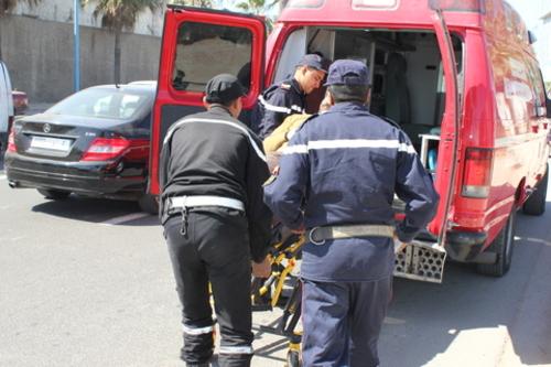 الضحايا من أسرة واحدة.. قتيلان وجريح قرب سطات
