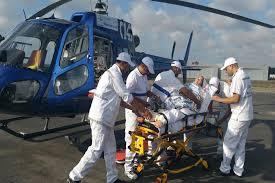 من تسويتين إلى مراكش.. مروحية طبية تنقذ حياة سيدة سبعينية