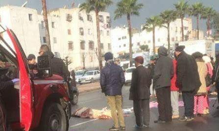 طاح من الطوبيس.. مصرع شخص تحت عاجلة حافلة في كازا