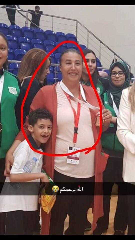 المغربية اللي ماتت مع وليداتها فالإمارات.. شهادة مؤثرة لجامعة الكرة الطائرة