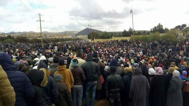 عدد ضحايا الساندريات في جرادة ارتفع إلى 44.. مزيد من القتلى والاحتجاجات!