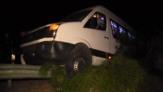 بالصور.. حادثة سير قرب سطات سببها سائق سيارة متهور