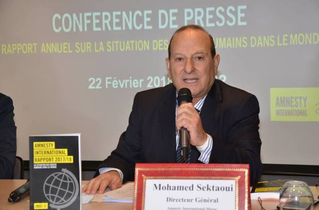 تقرير أمنستي حول المغرب: العام ماشي زين!