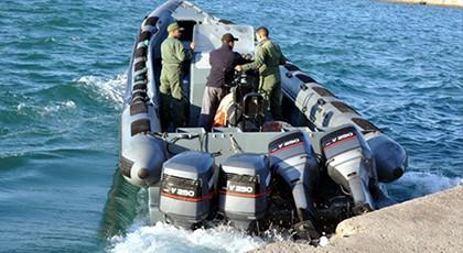 أثناء محاولة العبور إلى إسبانيا.. البحرية الملكية تنقذ 9 مهاجرين