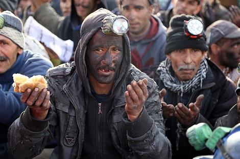 إضراب عام ومسيرات احتجاجية في جرادة.. أسبوع ساخن في أيام باردة!