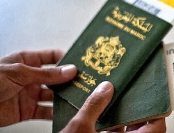 شواهد إدارية مزورة لإنجاز جوازات سفر في الفنيدق.. الفرقة الوطنية تحقق