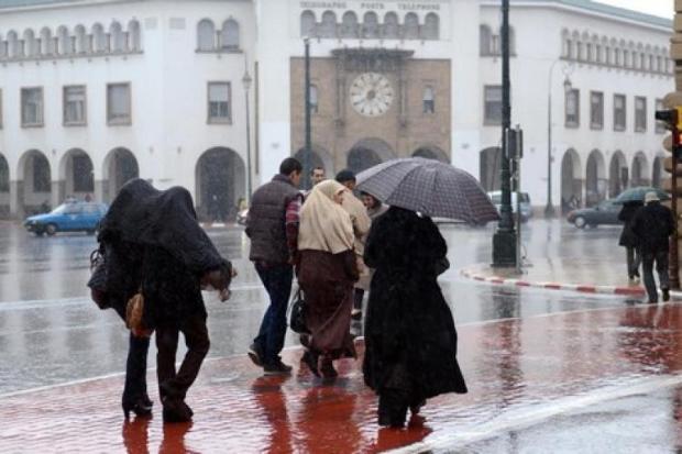 ردو بالكم.. استمرار الأمطار الرعدية الاثنين والثلاثاء