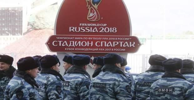 رفقة رجال أمن من 32 بلدا.. بوليس المغرب في مونديال روسيا