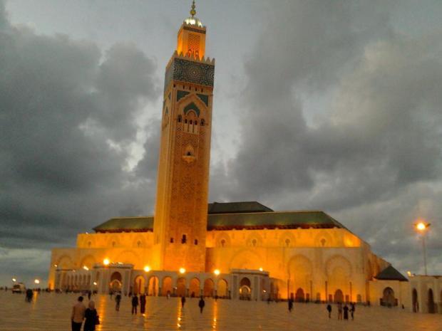 ساعة الأرض 2018.. مسجد الحسن الثاني يطفئ أضواءه يوم السبت المقبل