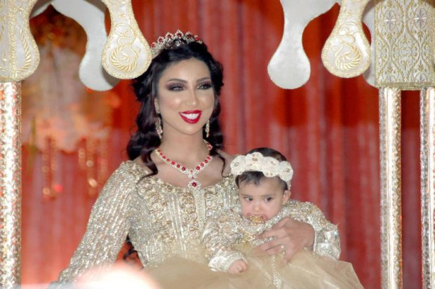 """بالفيديو.. ابنة بطمة ترقص على إيقاع أغنية سعد لمجرد """"غزالي"""""""