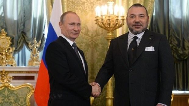 بعد إعادة انتخابه رئيسا لروسيا.. الملك يهنئ بوتين