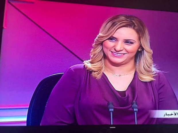الرومانسية وسط دوزيم.. الصحافية شيماء العلام تخطبات بالطريقة ديال الأفلام! (فيديو)