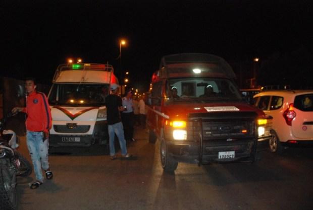 حادثة بشعة في برشيد.. مصرع 3 أطفال صدمتهم سيارة