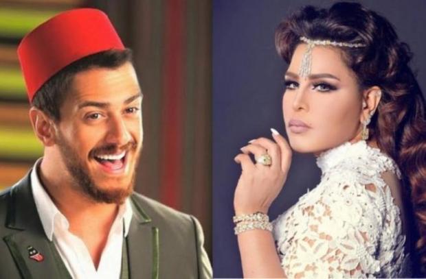 الإماراتية أحلام تهنئ لمجرد: أنا فخورة فيك يا ولد المغرب