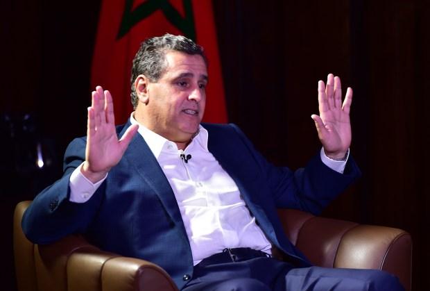 أخنوش: أنا ماشي سوبر مان وما عنديش طموح شخصي فرئاسة الحكومة