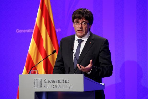 كان غادي لبلجيكا.. ألمانيا تعتقل رئيس كاتالونيا المعزول