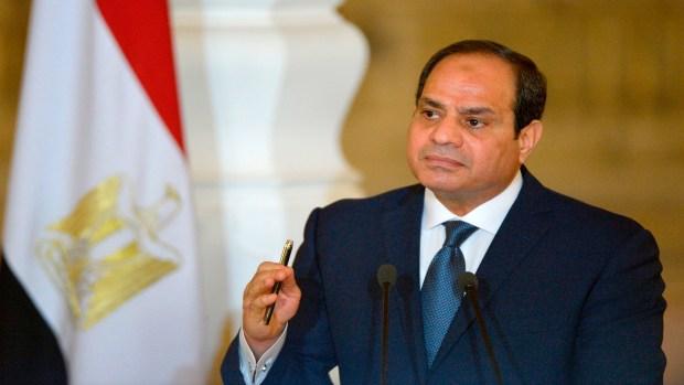 المصريون يصوتون في انتخابات محسومة.. السيسي وحده لا شريك له!!