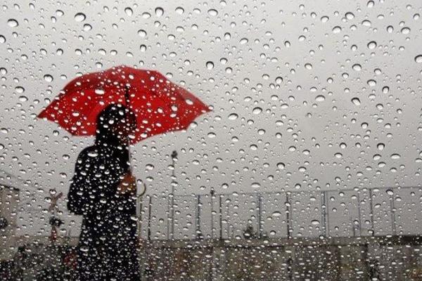 اليوم الاثنين.. غيوم وأمطار متفرقة