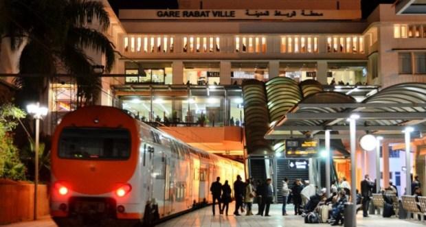 مكتب السكك الحديدية.. تجربة الزبون المسافر