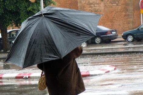 اليوم الثلاثاء.. أمطار في الشمال والأطلس