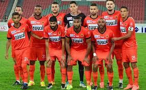 كأس الكاف.. نهضة بركان يدك ثلاثة أهداف في مرمى التونسي
