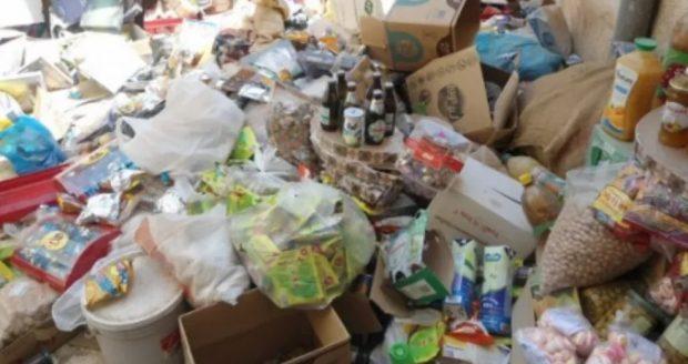 في الربع الأول من 2018.. حجز وإتلاف 859 طن من المنتجات الغذائية غير الصالحة للاستهلاك