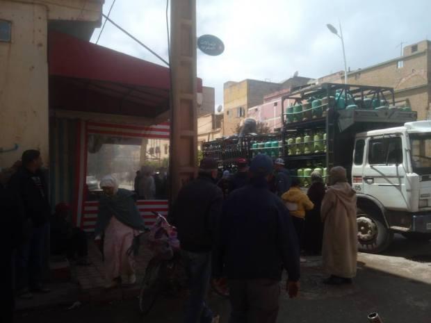 وصلت حتى لـ70 درهم.. البوطة قليلة في الفقيه بن صالح