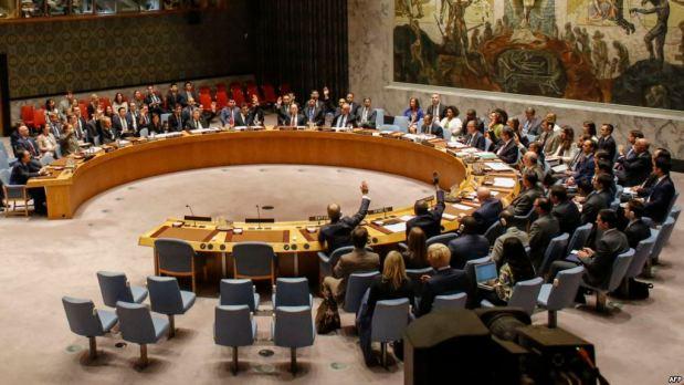 الضربات الجوية ضد سورية.. جلسة طارئة لمجلس الأمن اليوم