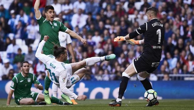 بأقل مجهود.. ريال مدريد يفوز على ليغانيس