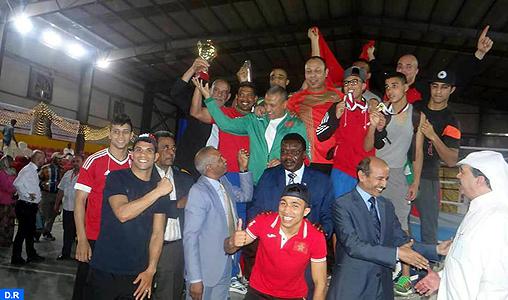 جابو الدهب من الخرطوم.. الملاكمين المغاربة واعرين