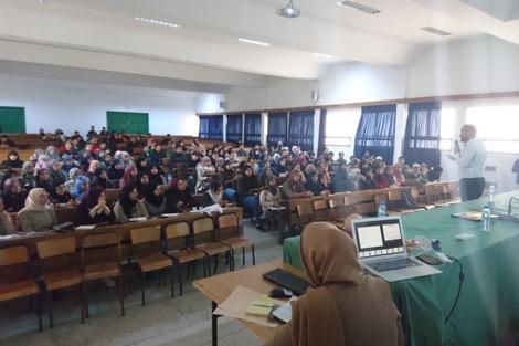 حوالي 300 مستفيد.. دورة تدريبية للاسعافات الأولية في كلية العلوم في تطوان