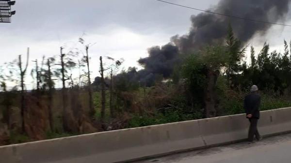 كارثة جوية في الجزائر.. تحطم طائرة عسكرية على متنها أكثر من 100 شخص