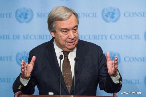 تقرير غوتيريش..مسؤولية الجزائر في إشعال فتيل النزاع واضحة
