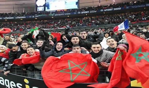 أكثر من 5000.. المغاربة في الطريق إلى مونديال روسيا