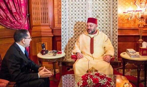 القصر الملكي/ الرباط.. الملك يستقبل العثماني ولفتيت وبوسعيد