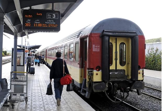 العطلة المدرسية.. السكك الحديدية كتوجّدْ