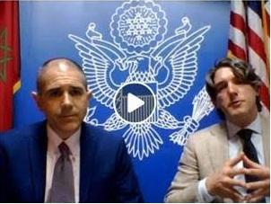 منح وتأشيرة.. نائب وزير الخارجية الأمريكي يجيب على أسئلة فيسبوكيين مغاربة