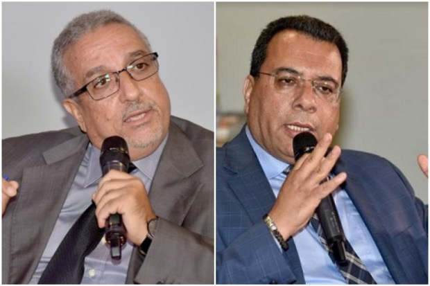 بسبب إيران.. المصطفى المعتصم يهدد المنار السليمي بالقضاء!