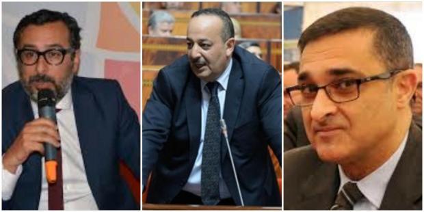 """مجلس المستشارين.. الأعرج والعرايشي والشيخ """"روشيرشي"""" بسبب أعمال رمضان"""