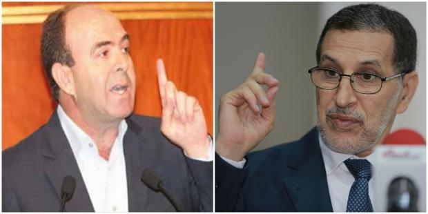بنشماش: لا تحالف مع البيجيدي.. العثماني: لم نطلب منكم التحالف!
