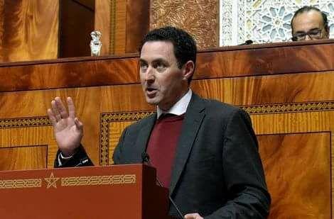 من البرلمان.. بلافريج يدعو إلى مقاطعة البضائع الإسرائيلية