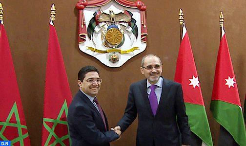 قطع العلاقات مع إيران.. الأردن يساند المغرب