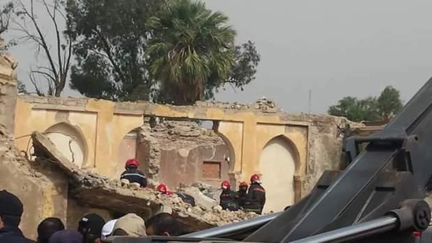بالصور.. سور يقتل طفلين في وجدة
